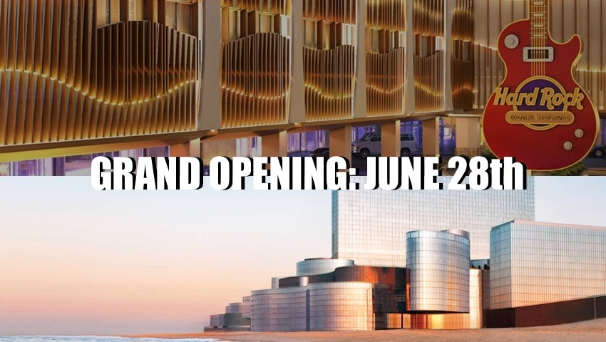 Hard Rock Online Casino & Ocean Online Casino Bring New Life to Atlantic City's Gambling Industry
