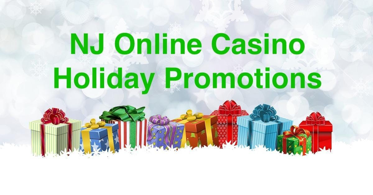 NJ Online Casinos Deliver Holiday Cheer With Bonuses And Promos!