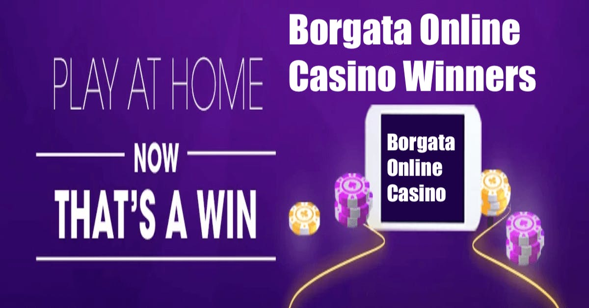 NJ Online Casinos: Borgata Online Casino Sees Big Winners In December