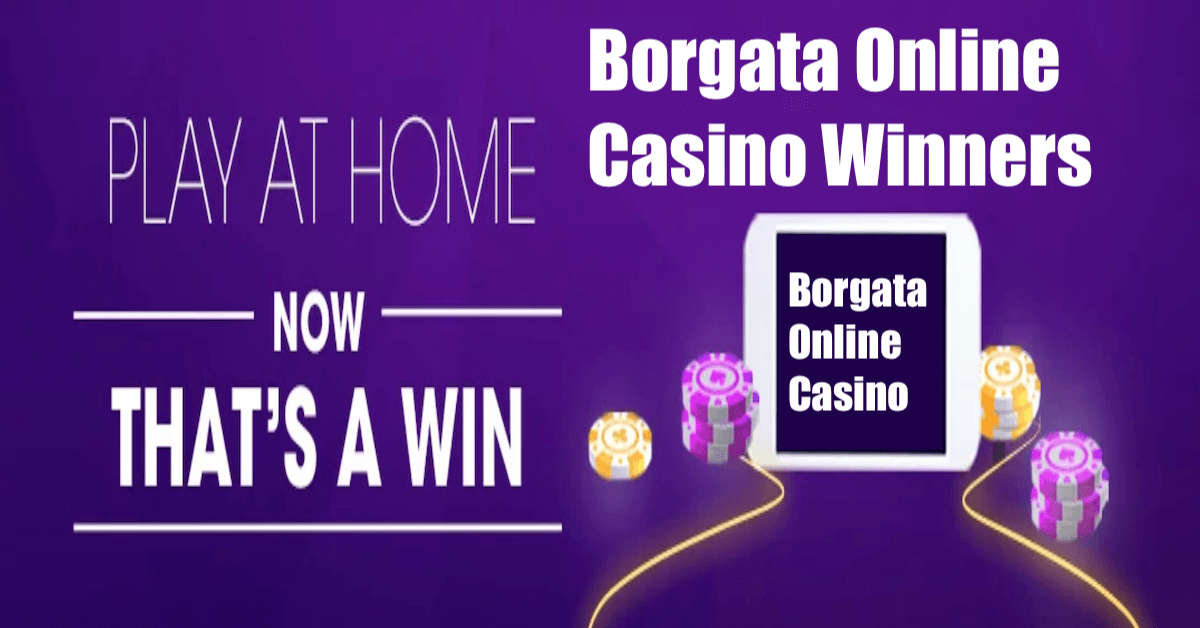 Nj borgata online gambling winning at slot machines in casinos