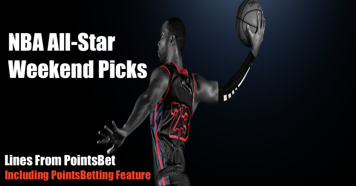 NBA All-Star Weekend Picks With PointsBet Sportsbook Featured Image