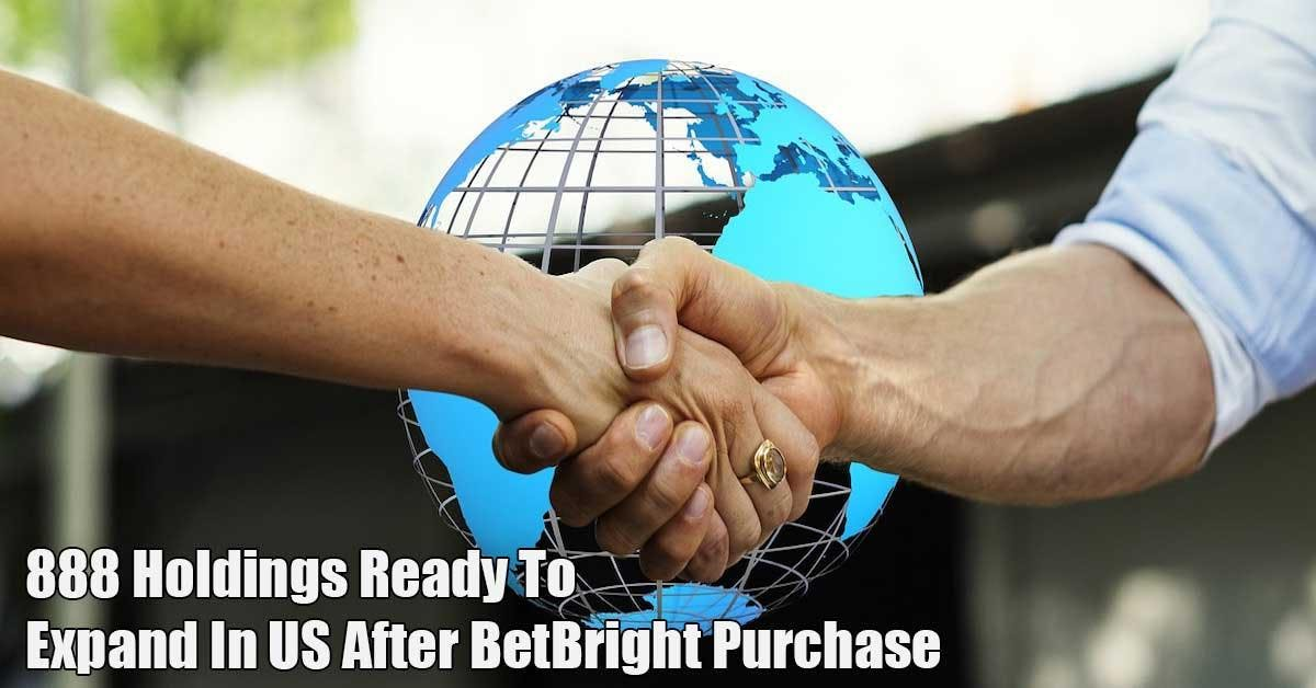 NJ Online Casino 888 Will Look To Expand In US After BetBright Purchase Featured Image