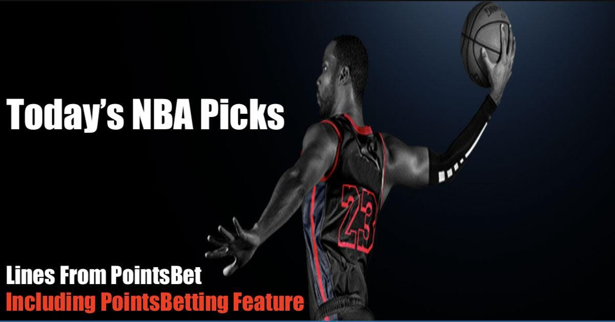 NBA Picks With PointsBet Sportsbook: Free Sports Picks Daily - April 24
