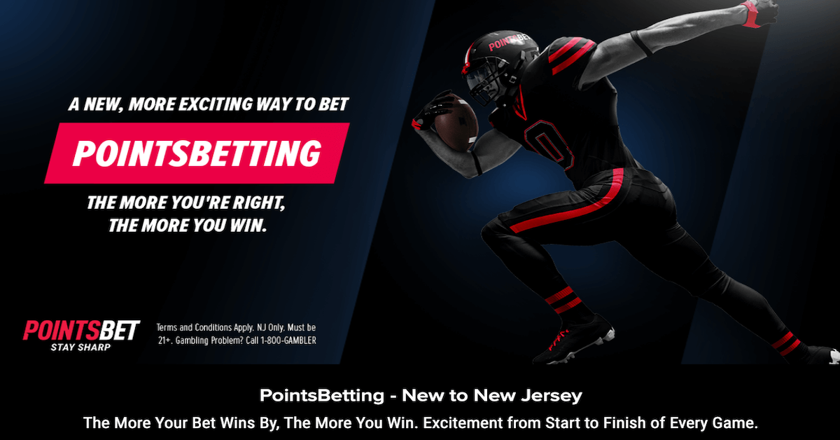 PointsBet: What Is PointsBetting? (Complete Guide)