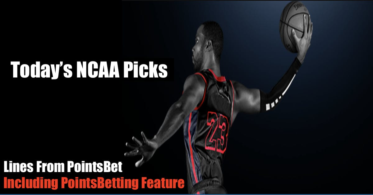 NCAA Tournament Picks: Thursday, March 28 With PointsBet - Sweet 16