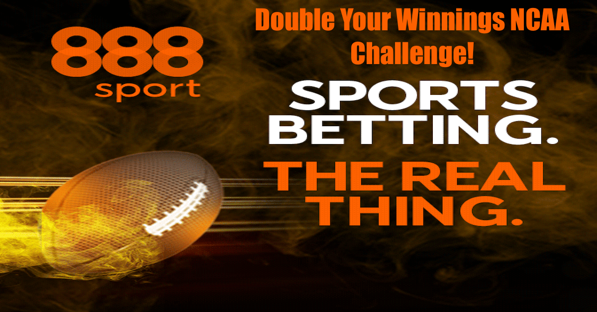 888 Sportsbook Offers Chance To Double Your Winnings On College Hoops