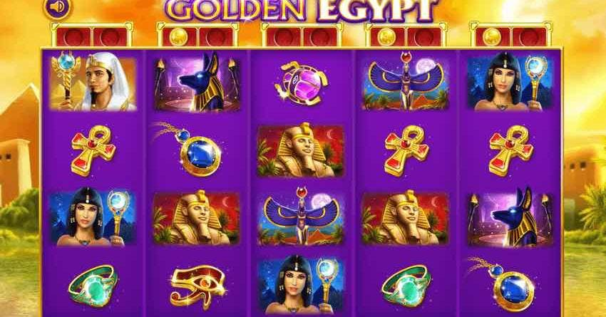 New Jersey Online Casinos Add Two Golden Online Slots