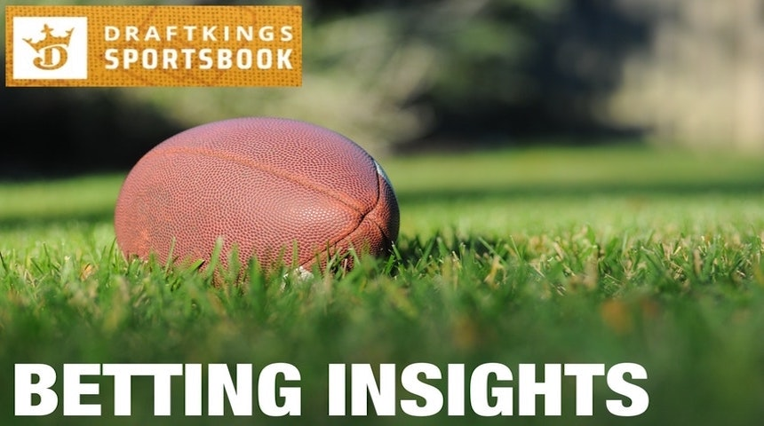 DraftKings Sportsbook Tells BonusSeeker Which NFL Teams Get Bet On Most
