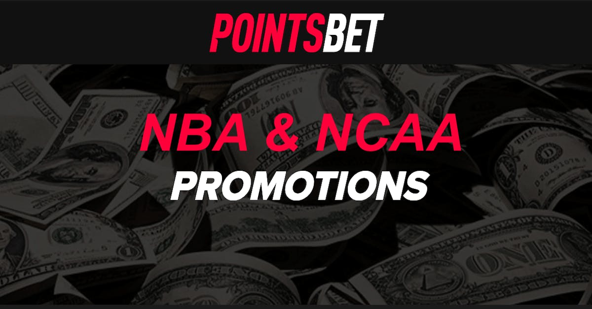PointsBet Sportsbook Promos For Upcoming NJ Online Sports Betting Action