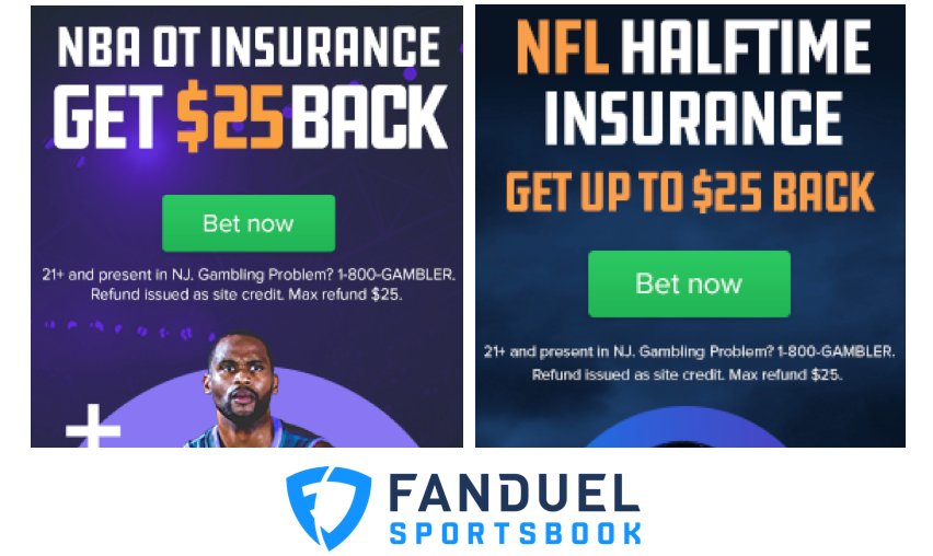 FanDuel Promos - NBA and NFL Betting For December 2018