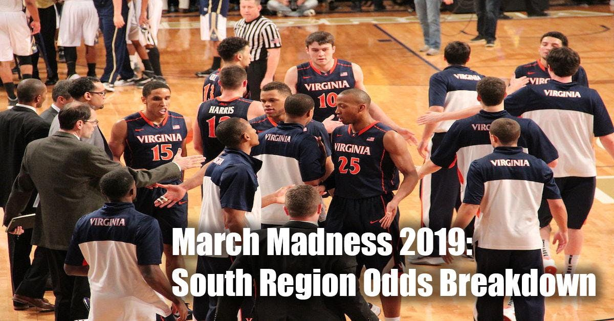 March Madness 2019: South Region Odds - NCAAB Picks Using FanDuel Sportsbook