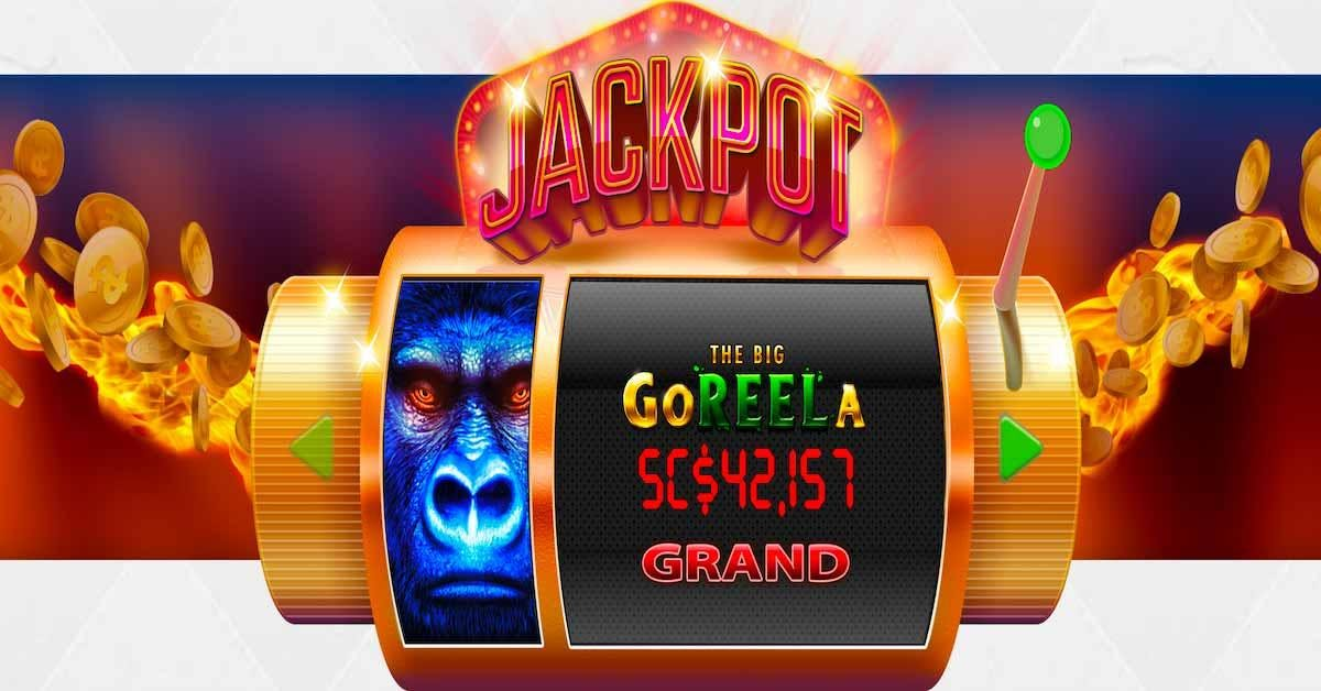 Chumba Casino Gives You Three Jackpots To Win With The Big GoREELa