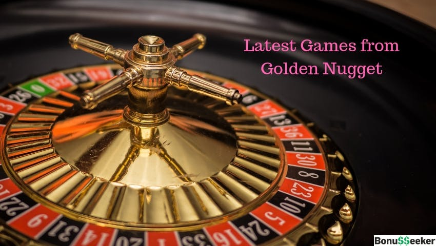 NJ Online Casino Golden Nugget Launches New Slots To Stay Ahead Of The Pack
