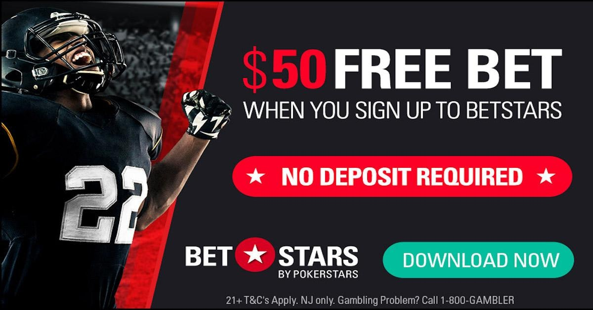 BetStars NJ Sportsbook Free Bet Promos Highlight The Super Bowl