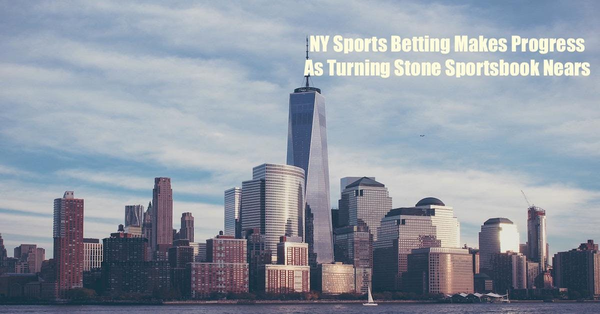 NY Sports Betting May Be Added To Budget As Turning Stone Sportsbook Nears