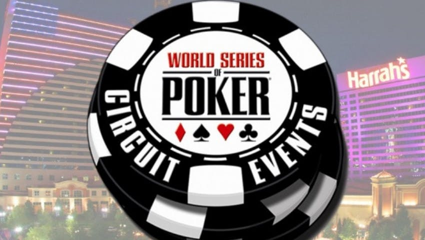 WSOP Launches Online Circuit Series In New Jersey