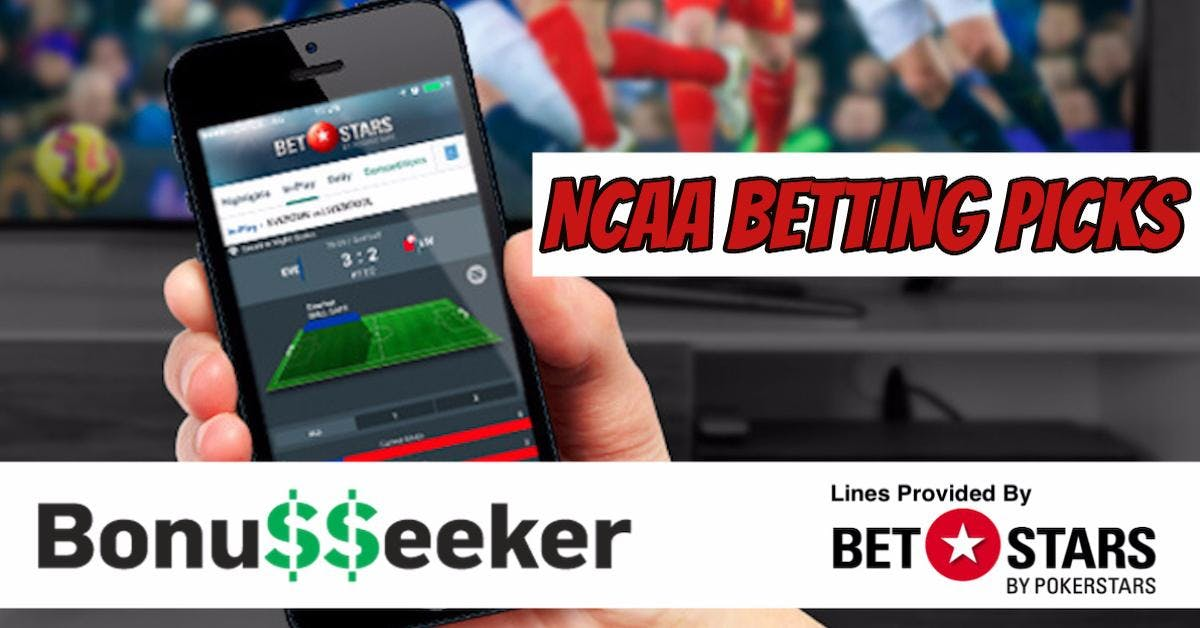 NCAA Tournament Picks For Sunday, March 24 With BetStars Sportsbook