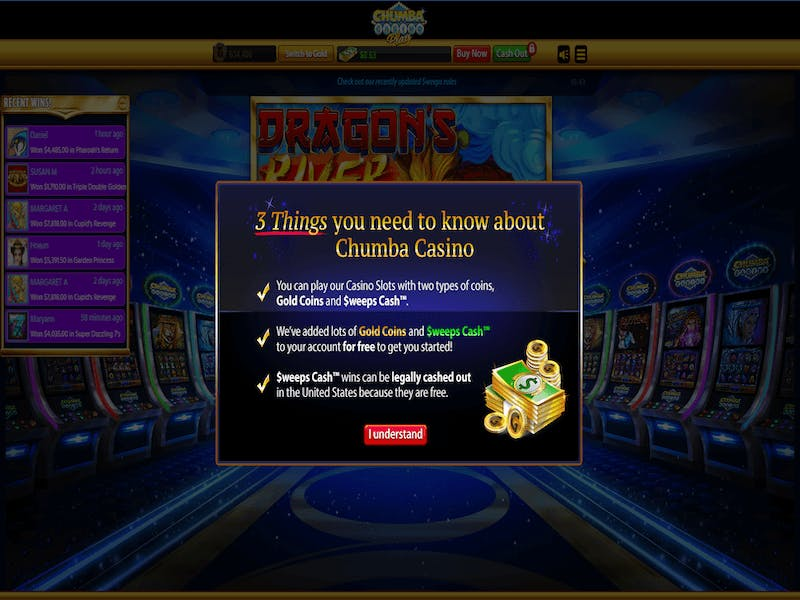 Sweeps Cash Casinos