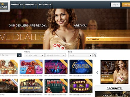 Rivers Online Casino Pa And Bet Rivers Sports Betting