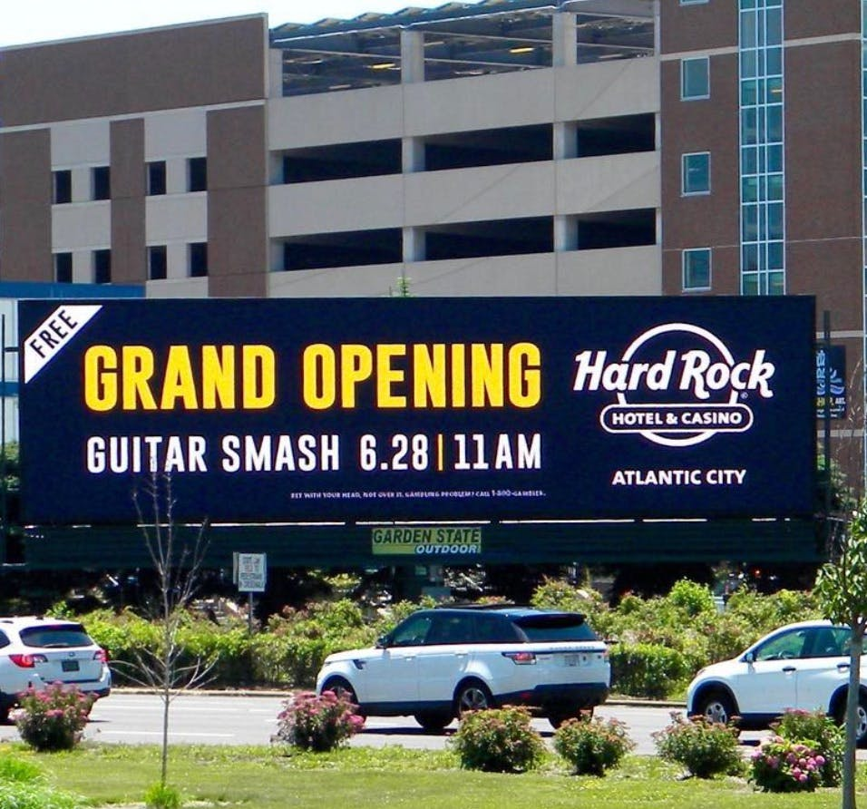 Hard Rock Online Casino Grand Opening - 689EFB21
