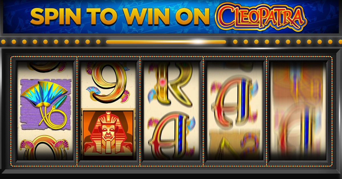 Play CLEOPATRA SLOTS Online in New Jersey - Play for FREE Now