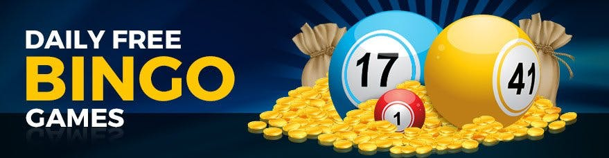 Sugarhouse Online Promotions - Free Bingo - Up to 20 Free Games Everyday