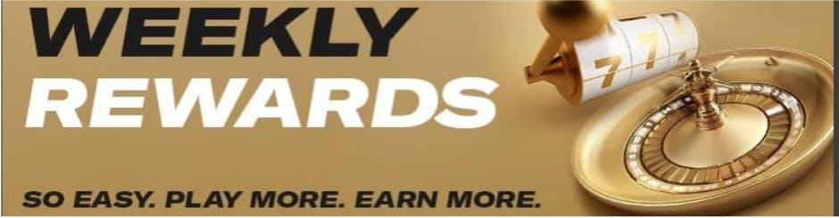 playMGM Online Casino Promo - Play More Get More Rewards