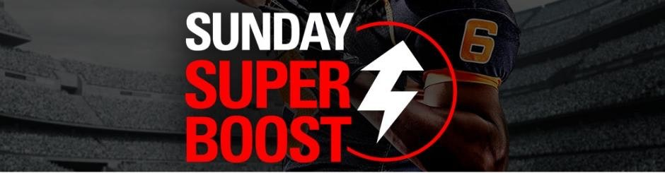 BetStars Sports Bet - Sunday Super Boost